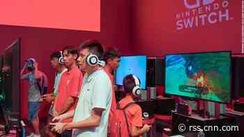 Nintendo Switch is coming to China