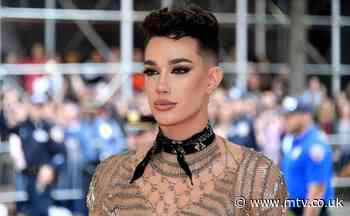 James Charles Is Being Accused Of Editing His Body In A New Make-Up Advert