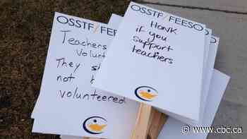 What the one-day province-wide OSSTF strike means for northwestern Ontario school boards
