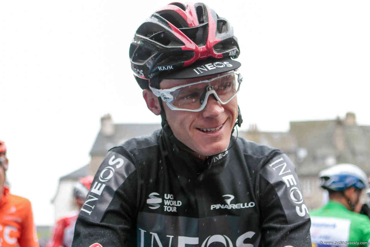 Chris Froome says he won't be ready for the Giro but Tour de France 'is the driving force'