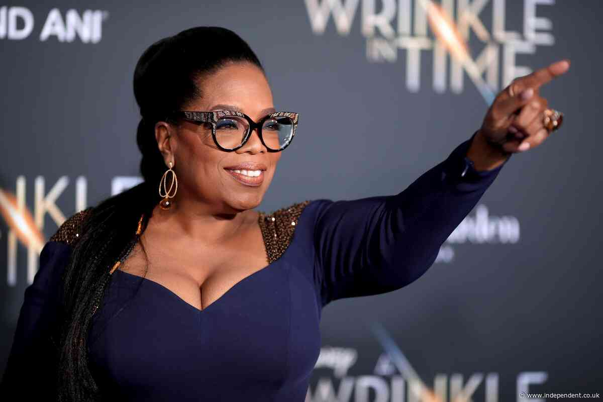 Oprah Winfrey making sexual assault documentary about 'a notable figure in the music industry'