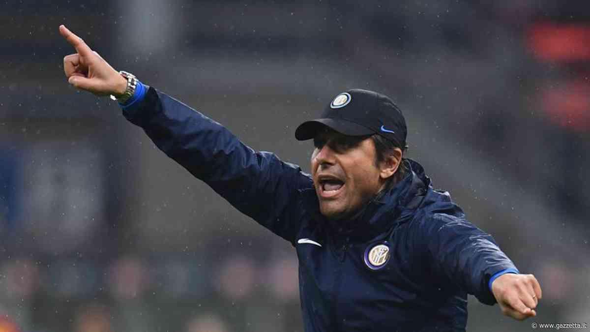 Inter e Roma e la sfida per avere Conte