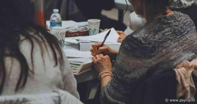 Tweede Kamer: steun voor opleiding 100 extra gz-psychologen
