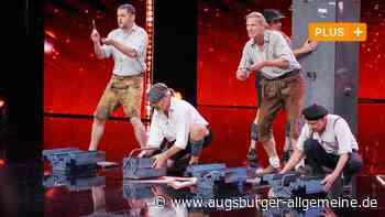 """TV-Showe: Schlagzeuger aus Riederau wollen """"Supertalent"""" werden"""