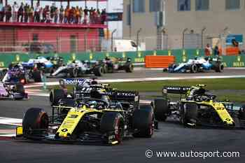 "Renault slams ""stupid"" Q2 tyre rule after Abu Dhabi F1 points miss"