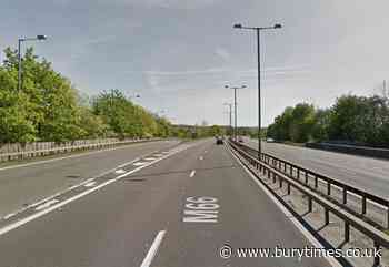 M66 will be shut overnight for 12 weeks at Bury and Ramsbottom