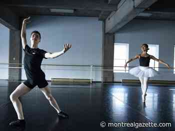 One dancer's rise from mischievous brother to elegant cavalier
