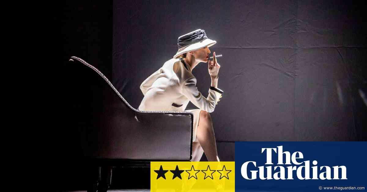 Svetlana Zakharova review – Bolshoi ballerina cuts chic shapes as Chanel