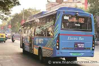 West Bengal to run e-buses to curb pollution