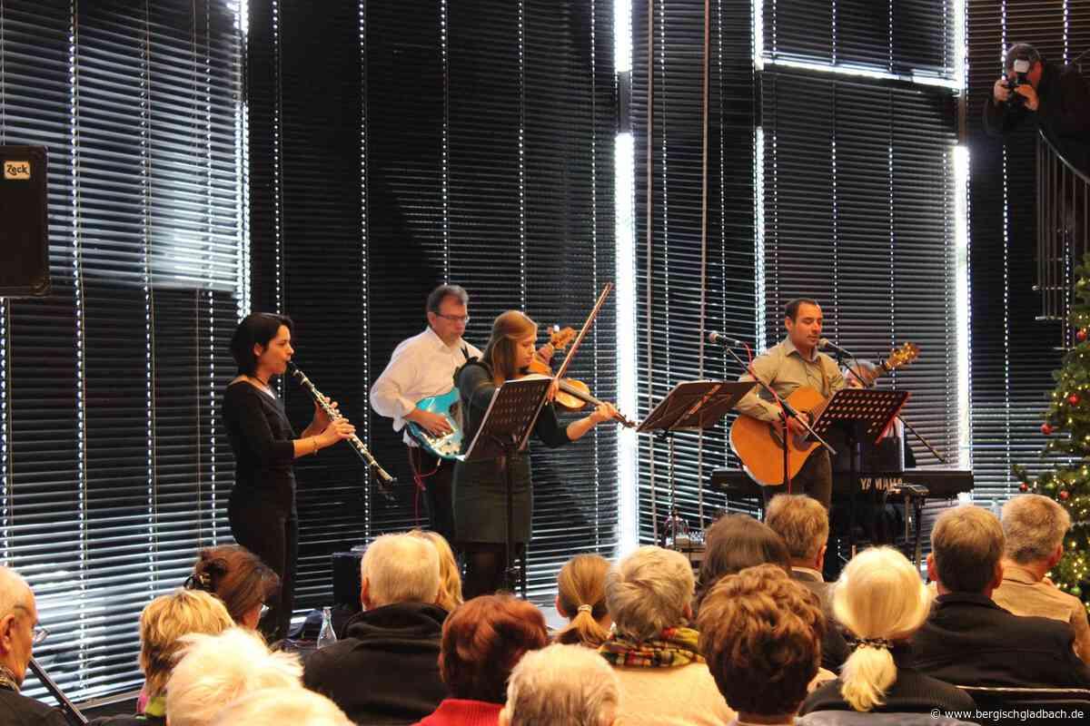 Rathausmusikanten laden zum Zuhören und Mitsingen ein
