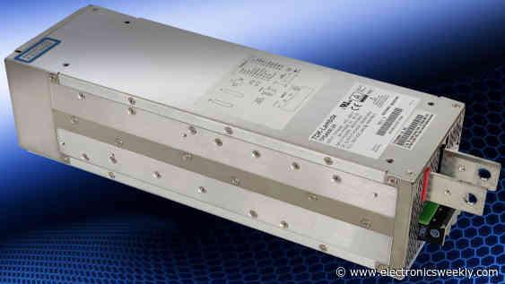 4kW 24V industrial PSU takes 3∅ input