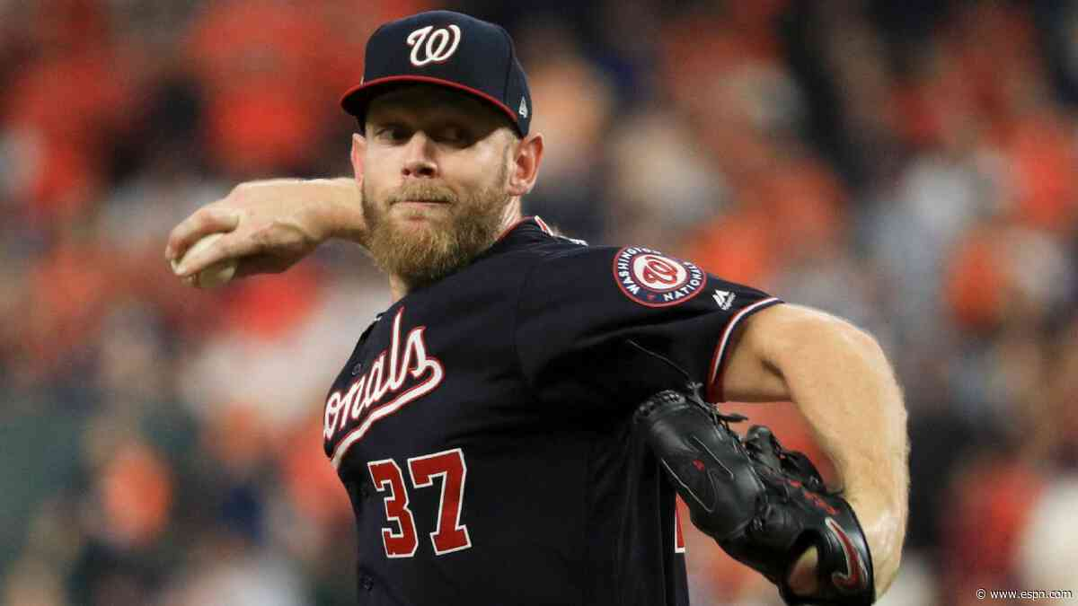 These 5 teams must go all-in on free-agent starting pitchers
