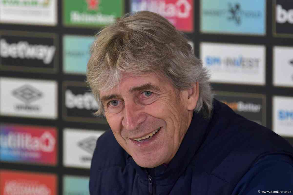 Manuel Pellegrini insists motivation is to improve West Ham... not money