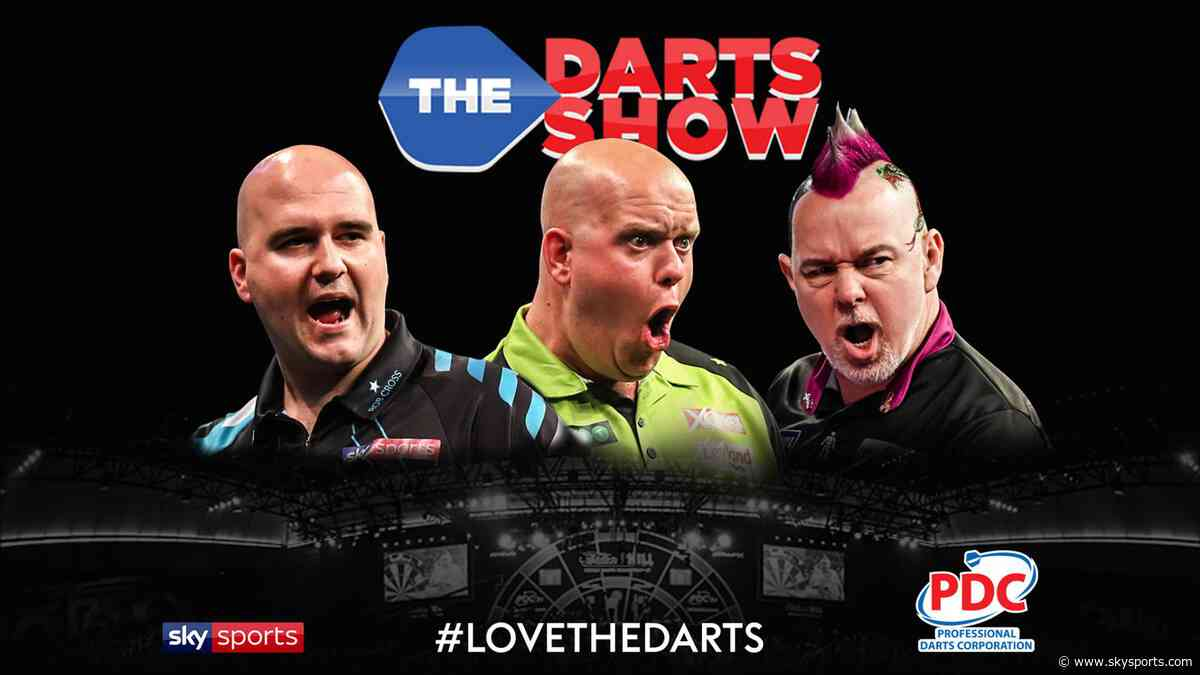The Darts Show podcast with Humphries & Evetts