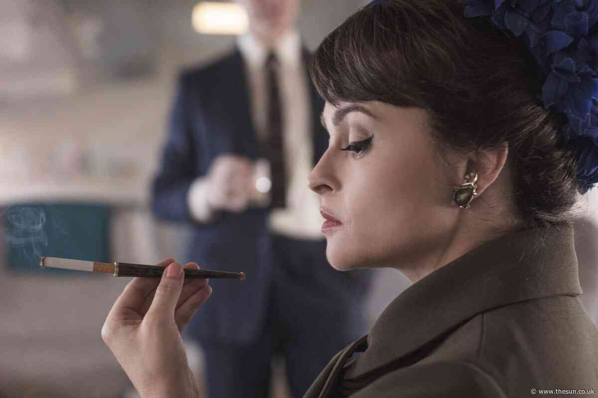 Netflix's The Crown viewers stunned by the Royals' 'non-stop smoking' in season 3
