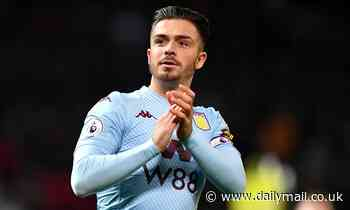 'We want to build a team around Jack': Dean Smith scolds Grealish exit talk