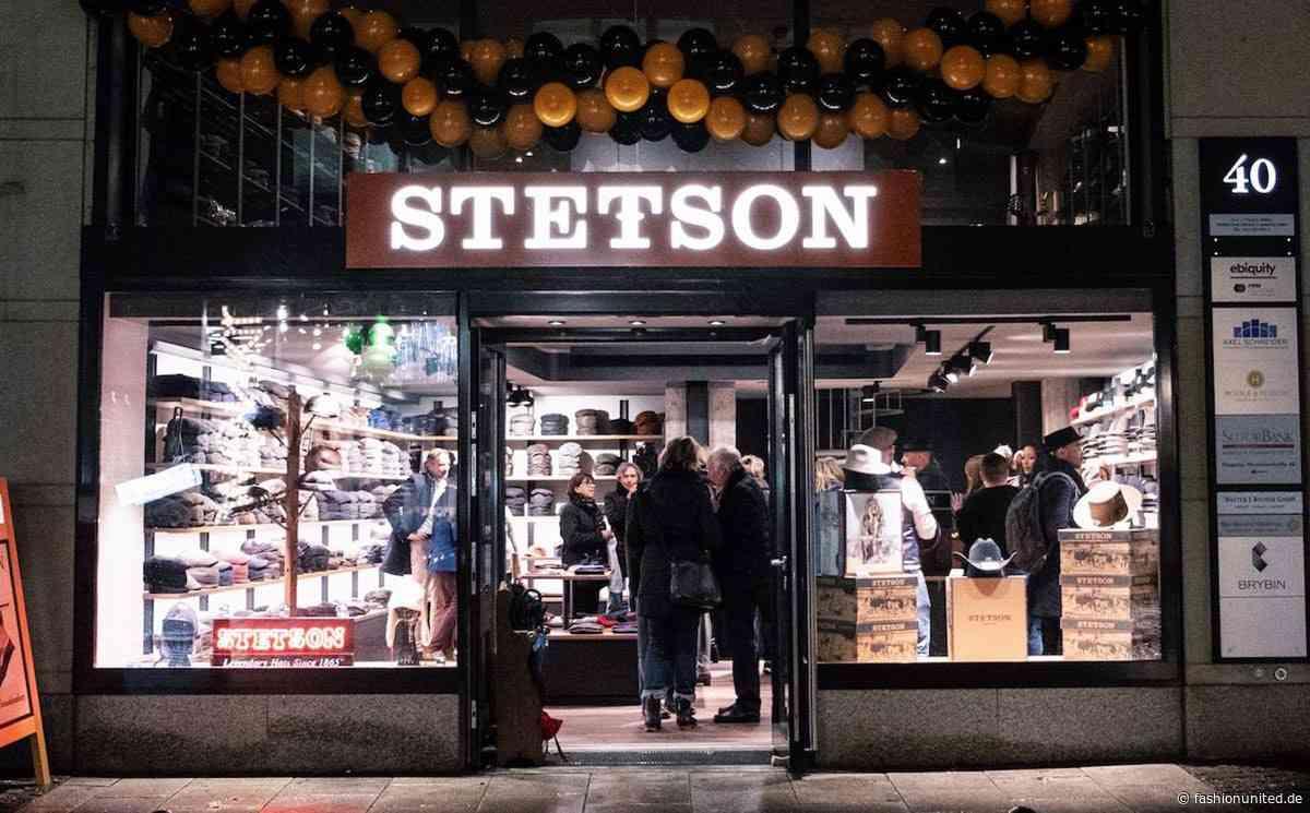 Stetson eröffnet Flagship-Store in Hamburg