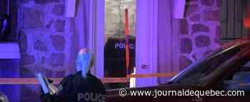 [PHOTOS] Arrêté pour tentative de meurtre dans Limoilou