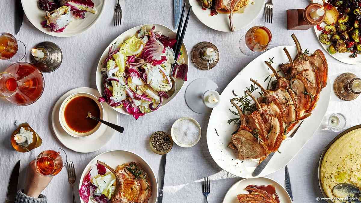 Winter Dinner Ideas From Elena Montreal