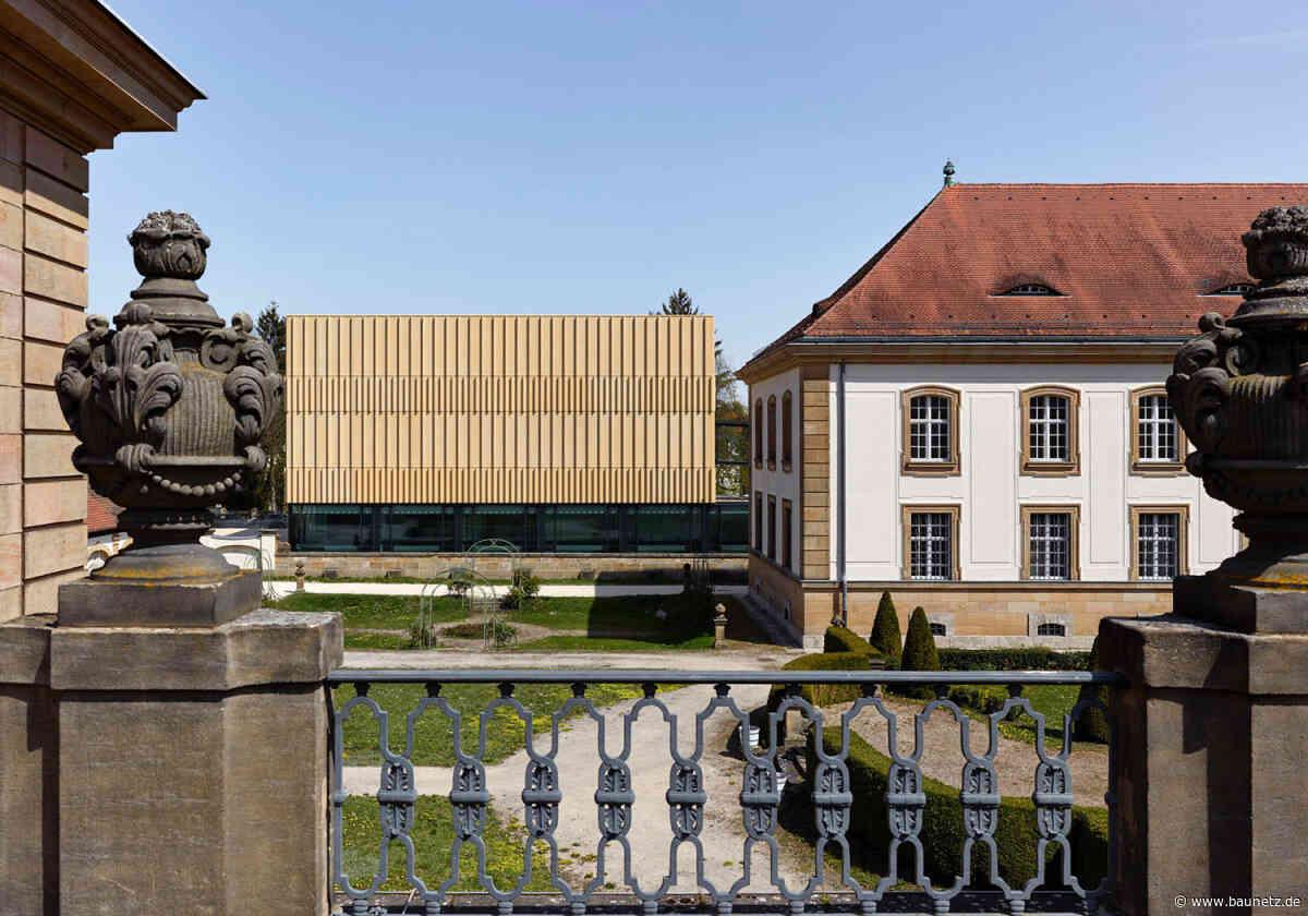 Fensterlos glücklich  - Peter W. Schmidt Architekten erweitern Staatsarchiv Bamberg