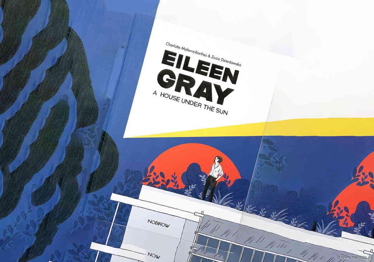 Buchtipp: Eine Frau, eine Villa, zwei Männer  - Eileen Gray. Ein Haus unter der Sonne