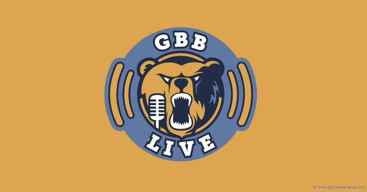 GBBLive Podcast: Free Josh Jackson...and your Grizzlies mind