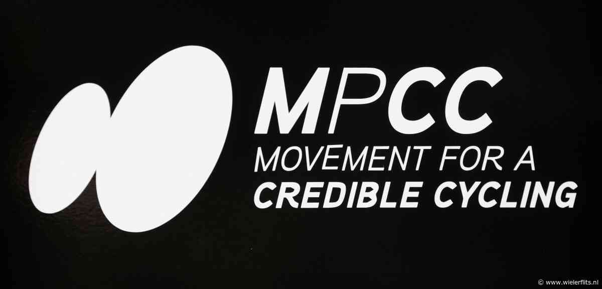 MPCC roept op tot strenger antidopingbeleid