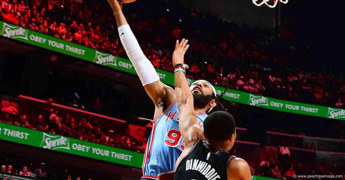 Game 22: Hawks vs. Nets