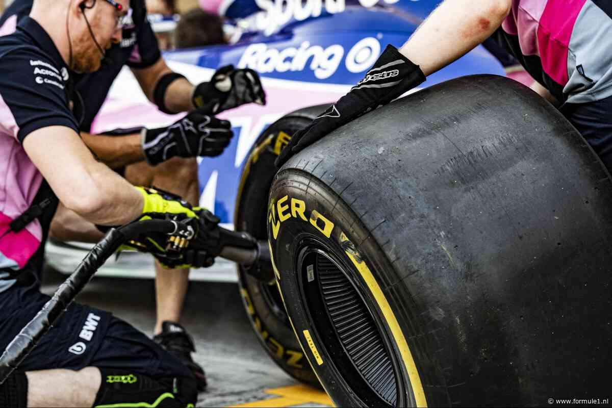Pirelli: 'Geen probleem als F1 in 2020 vasthoudt aan 2019-banden'