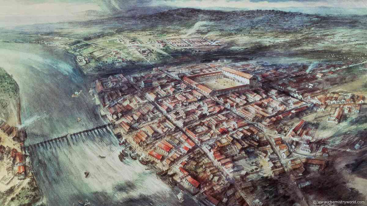 Londinium Romans' blood lead levels so high they may have lowered birth rates