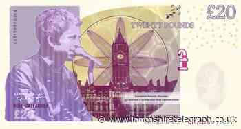 Do you think Noel Gallagher should be on a £20 note?