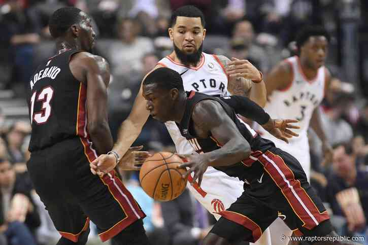 Despite lethargic loss, Raptors show that they don't need to be flawless to win games