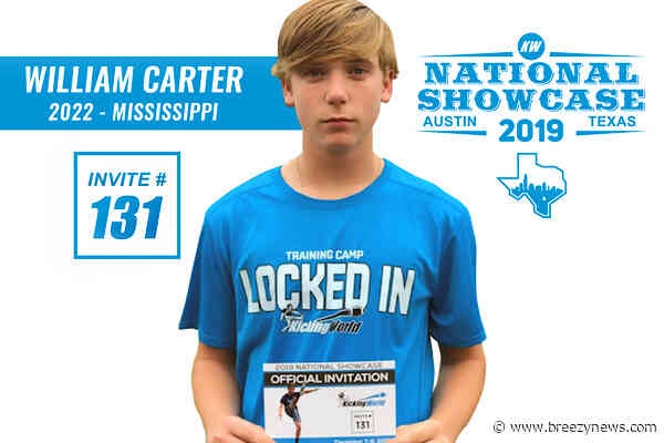 Whippet kicker invited to national camp