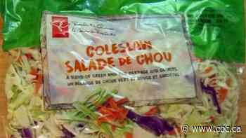 President's Choice brand coleslaw recalled due to possible salmonella