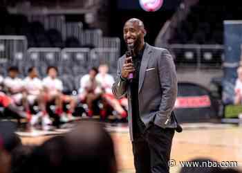 More Than 350 Coaches Attend Atlanta Hawks Coaches Clinic