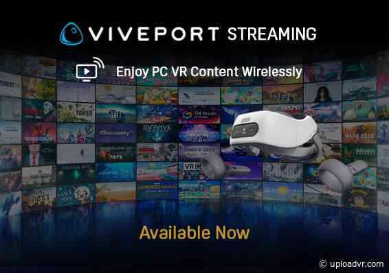 HTC Vive Focus Plus Standalone Gets Wireless PC VR Streaming Beta