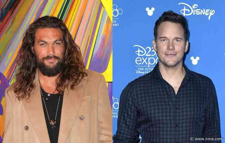 Jason Momoa apologises to Chris Pratt after calling him out over plastic bottle use