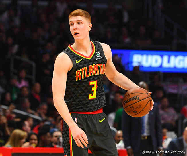 Kevin Huerter to return to action tonight against the Nets