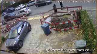 Harrow man criticises safety around street improvement works
