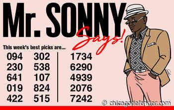 Mr. Sonny Knows 12/4/2019