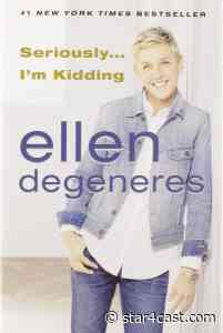 Ellen Degeneres – smiling through gritted teeth