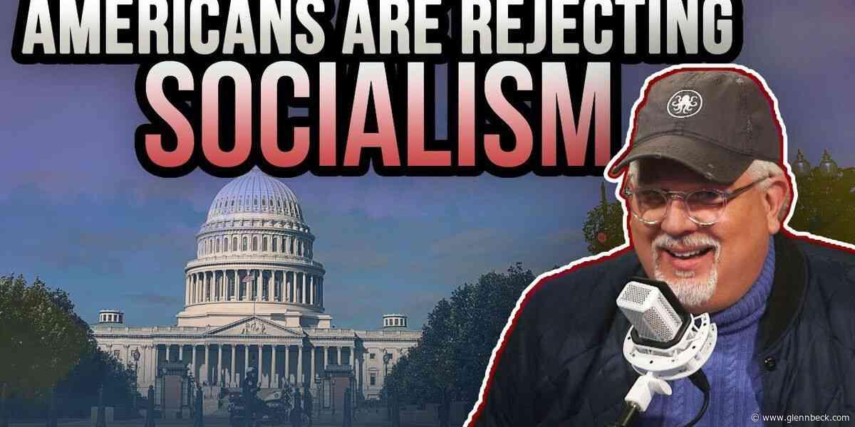 Americans are rejecting socialism, Bernie Sanders, and Elizabeth Warren