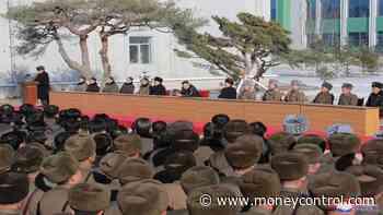 Kim Jong Un rides again as North Korea warns US against using military force