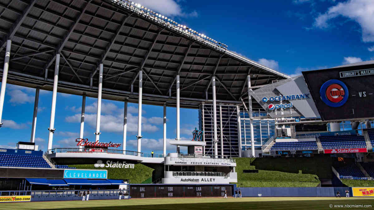Marlins Announce Stadium Makeover for 2020 Season