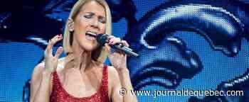 Céline Dion recrée un de ses clips cultes