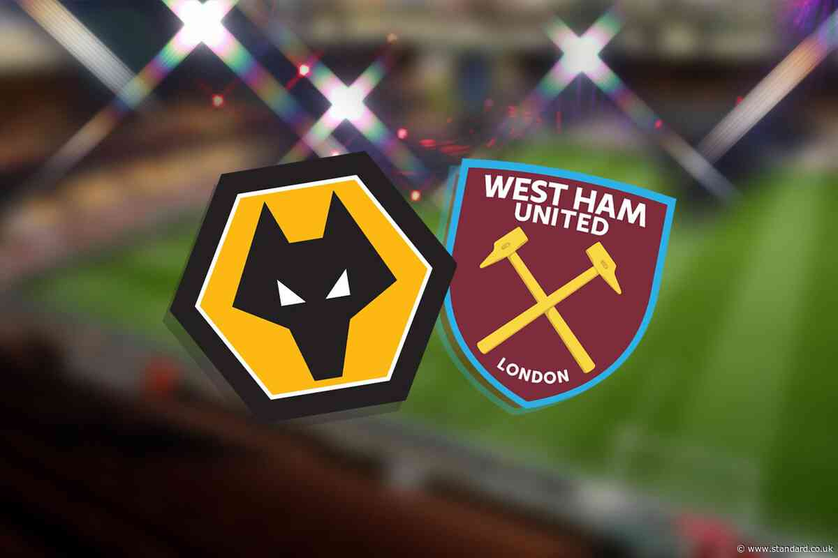 Wolves vs West Ham LIVE: Premier League 2019/20 commentary stream, team news and score at Molineux