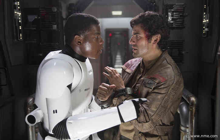 Oscar Isaac confirms Finn and Poe are not boyfriends in 'Star Wars: The Rise Of Skywalker'