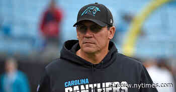 Ron Rivera Led the Panthers to a Super Bowl. The Owner Who Fired Him Wasn't Around Then.