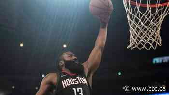Houston has a problem with Harden dunk-that-wasn't that team says cost them a win