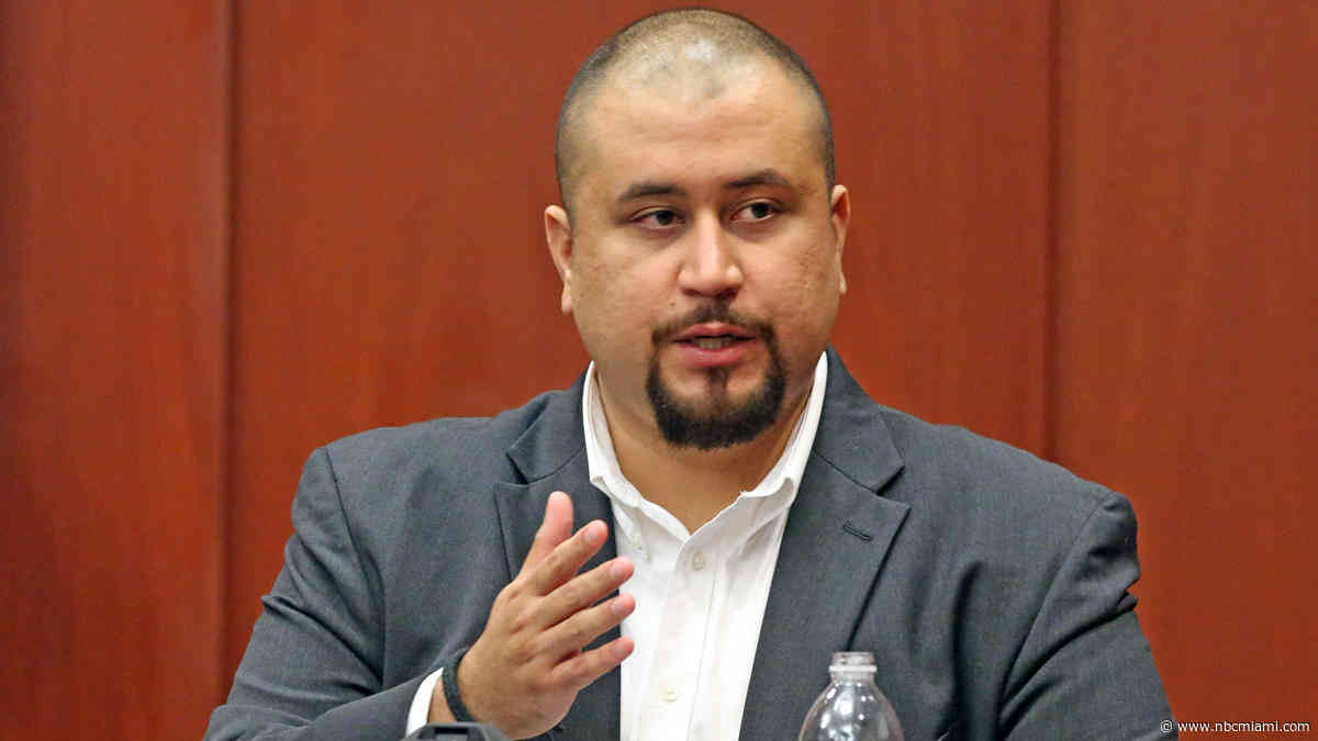 George Zimmerman Sues Trayvon Martin's Parents, Others for $100M